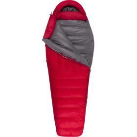 Sea to Summit Alpine AP II Sac de couchage Long, fiery red/crimson
